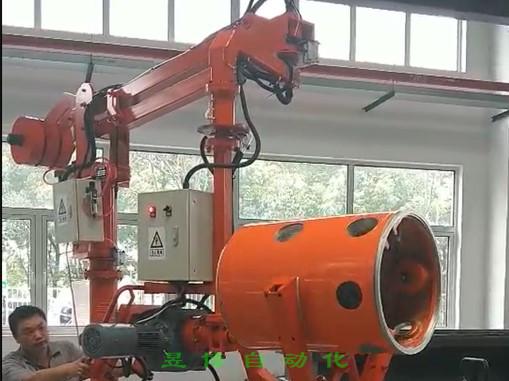 潛航器生產用助力機械手
