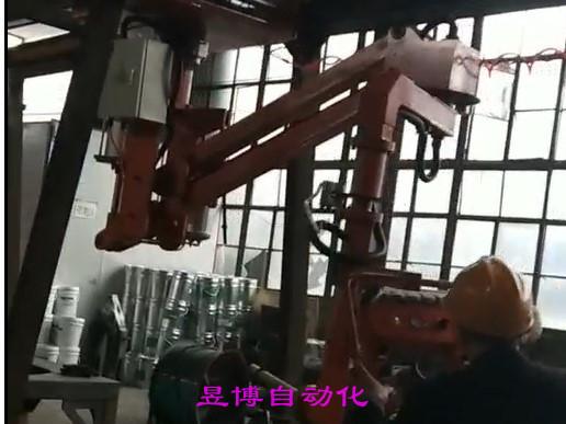 鑄造助力機械手