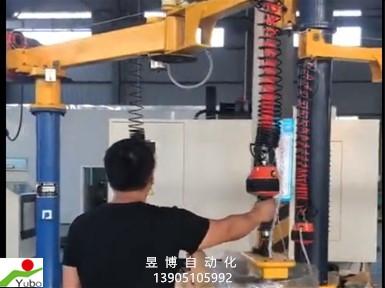 山東軟索助力機械手