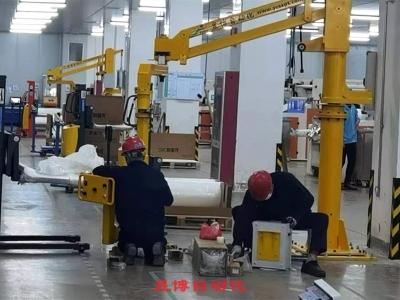 山東光伏材料生產用助力機械手